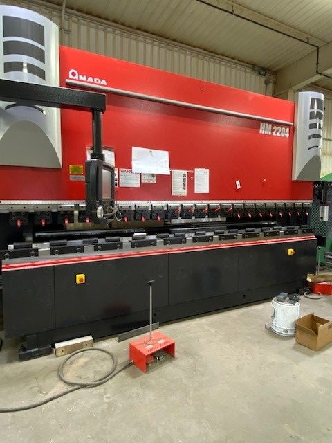 Amada Break Press